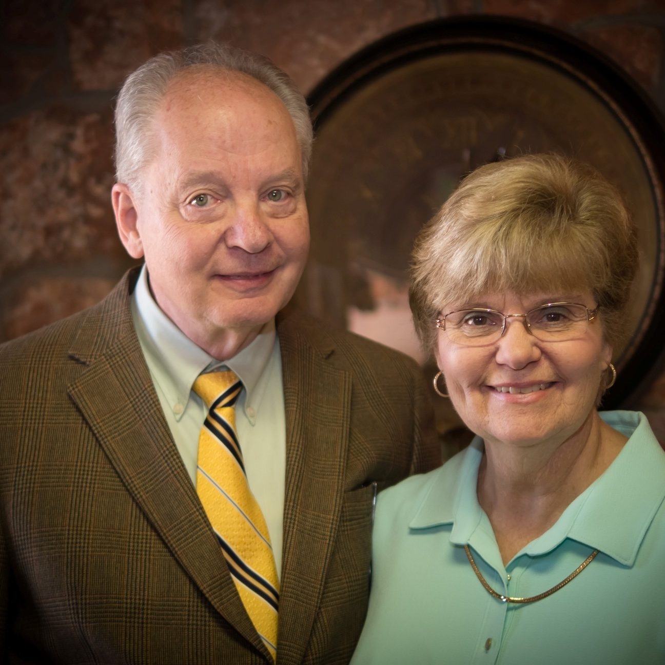 Pastor David and Joanne Vahle sm